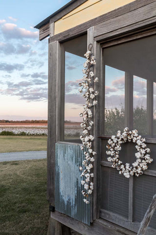 Cotton Garland