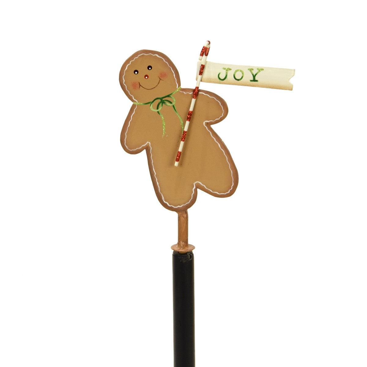 Gingerbread Man Finial