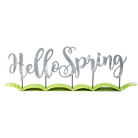 Hello Spring Ribbon