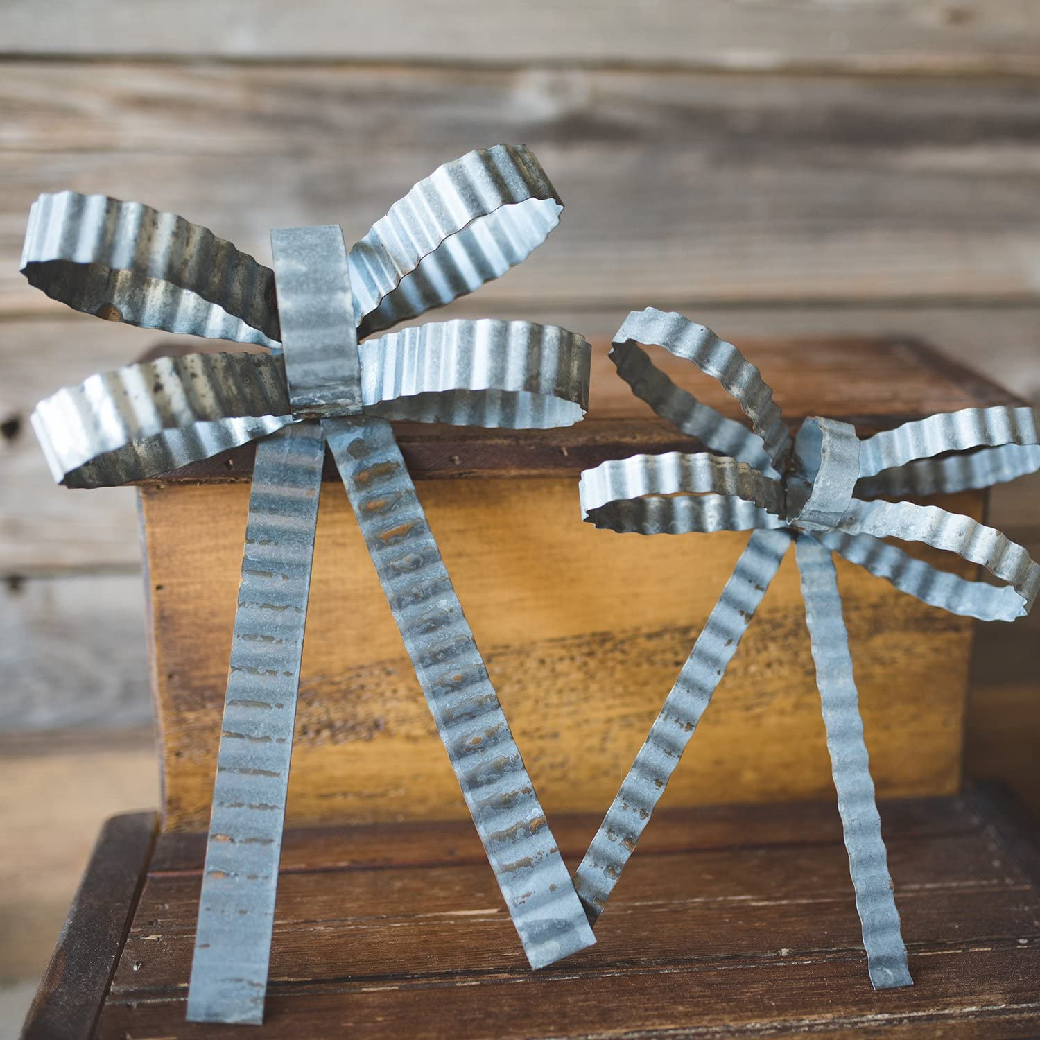 Galvanized Bows