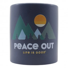 LIG Outdoor Collection Candle - Peace Out