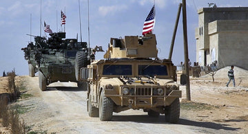 US Sends More Troops to Syrian Town Where US, British Soldiers Killed