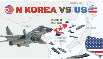5 Ways the U.S. Navy Would Destroy North Korea in a War