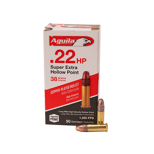 Aguila  .22 Long Rifle (LR) - RTP Armor