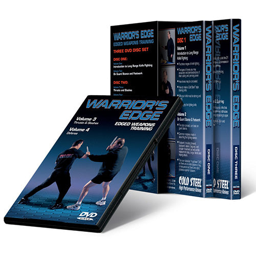 Warrior's Edge DVD Set - RTP Armor