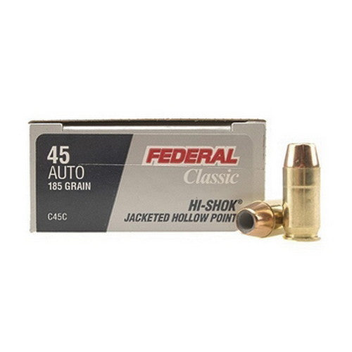 Federal Cartridge 45 Automatic - RTP Armor