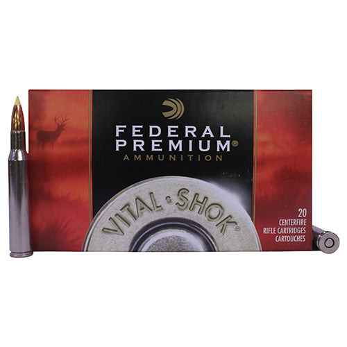 Federal Cartridge 270 Winchester - RTP Armor