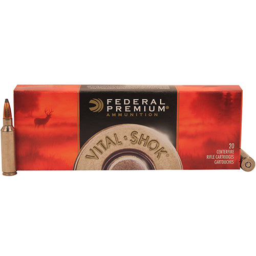 Federal Cartridge 300 Winchester Short Magnum - RTP Armor