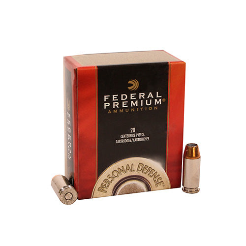 Federal Cartridge 40 Smith & Wesson - RTP Armor