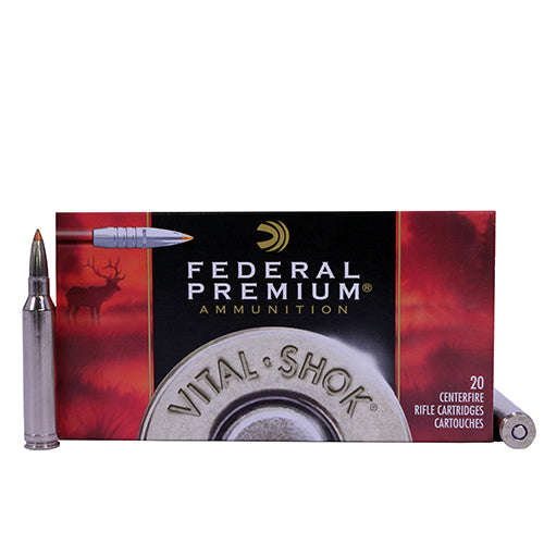 Federal Cartridge 7mm Remington Magnum - RTP Armor