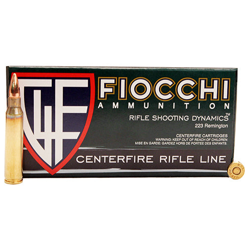 Fiocchi  .223 Remington - RTP Armor