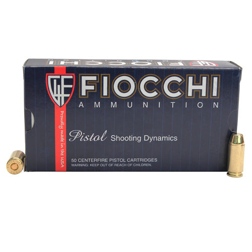 Fiocchi  .40 Smith & Wesson