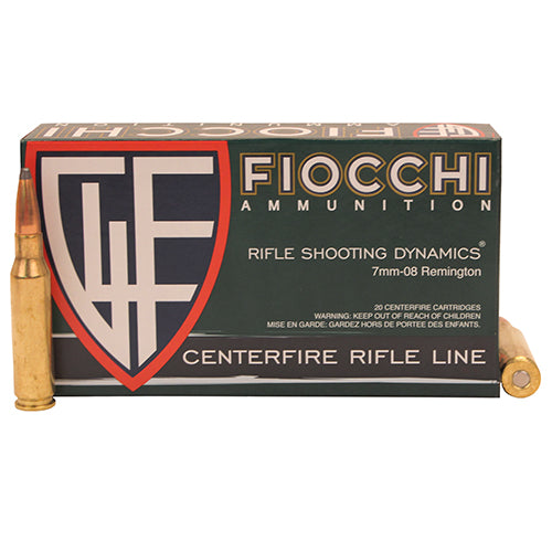Fiocchi  7mm-08 Remington - RTP Armor