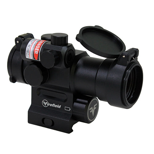 Impulse 1x30 Red Dot Sight with Red Laser - RTP Armor