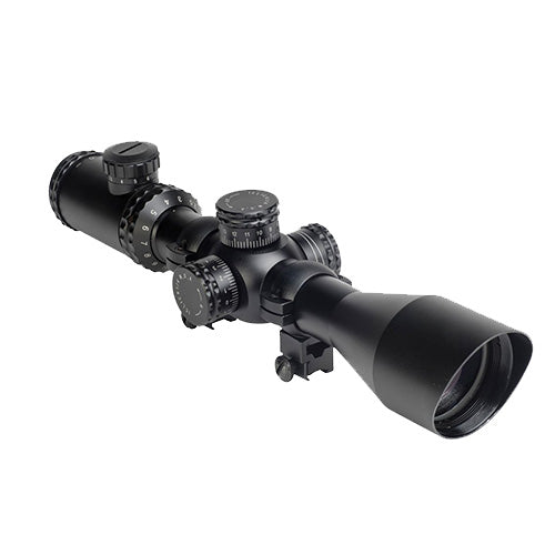 Optima 4-16X44E-SFT Scope - RTP Armor