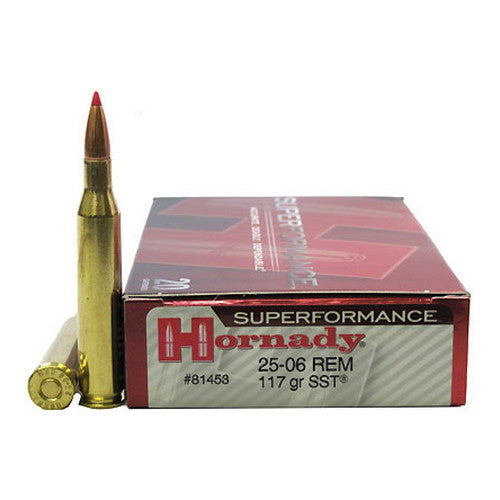 Hornady 25-06 Remington - RTP Armor