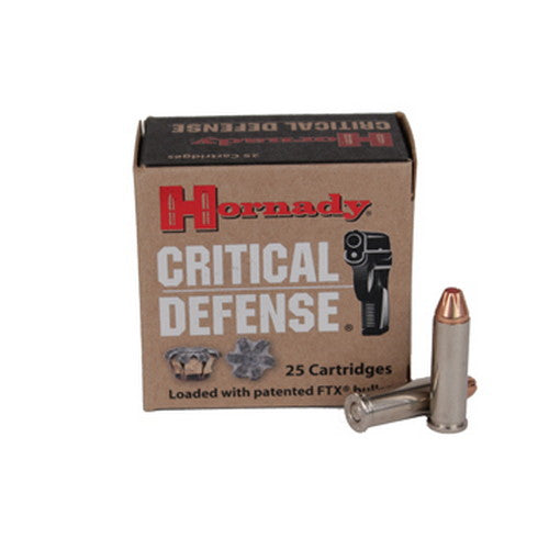 Hornady Critical Defense - RTP Armor