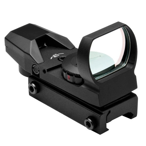 Red/Grn Dot Reflex Sight Black - RTP Armor