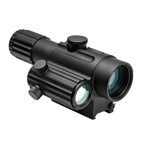 Duo Series 4X34 Scope/Grn Dot Reflx Sight - RTP Armor
