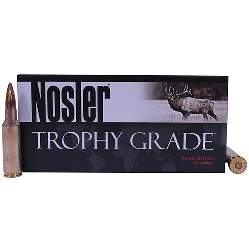 Nosler 300 Remington Short Action Ultra Magnum Ammunition - RTP Armor