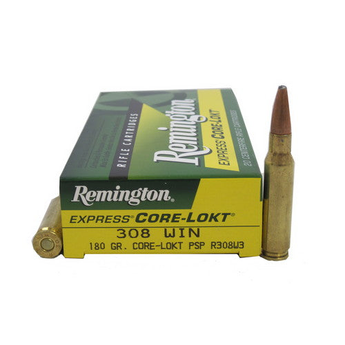 Remington Corelokt Ammunition - RTP Armor
