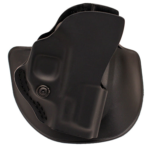 Open Top Paddle/BS Shield Pln Blk - RTP Armor