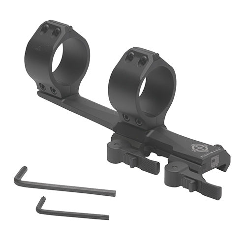 Tactical 34mm LQD Cantilever Mount - RTP Armor