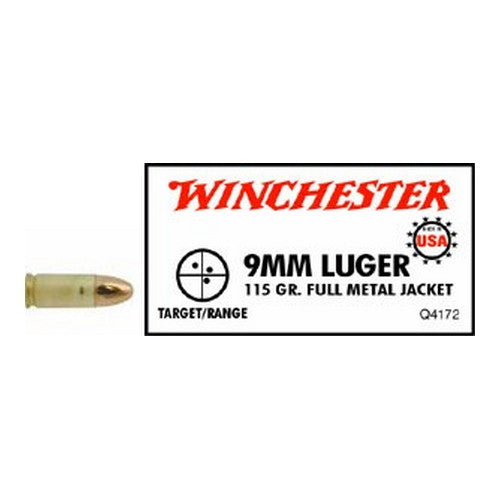 Winchester  9mm Luger - RTP Armor