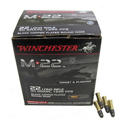 Winchester  22 Long Rifle - RTP Armor