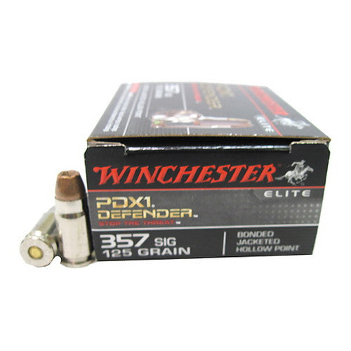 Winchester  357 Sig - RTP Armor