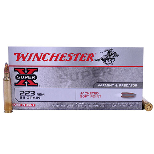 Winchester  223 Remington - RTP Armor