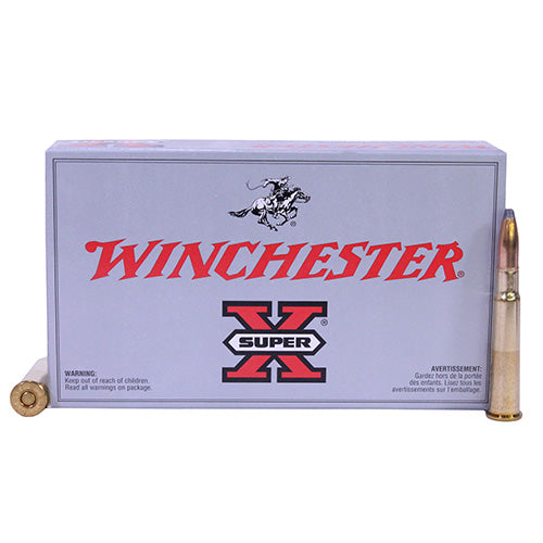Winchester  303 British Super-X 180 Grains Power-Point Per 20 - RTP Armor
