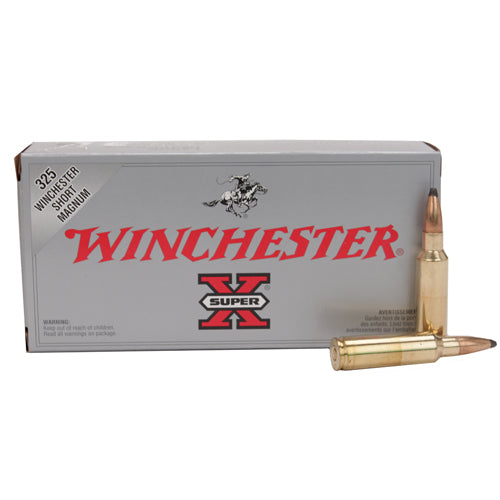 Winchester  325 Winchester Short Magnum Super-X 220 Grains Power-Point Per 20 - RTP Armor