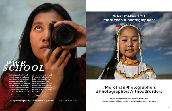 Photographers Without Borders Issue #12