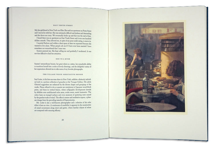 The Ballad of Soames Bantry (Saul Leiter) (LIMITED EDITION OF 250)