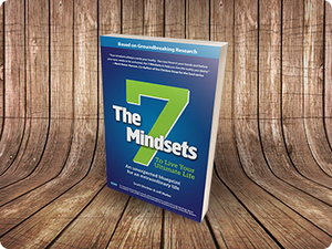 7 Mindsets To Live Your Ultimate Life Book