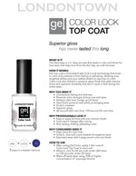 Color Lock Top Coat
