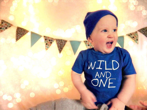 Wild & One Toddler Tee