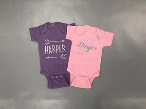 Custom Onesie Bundle 2