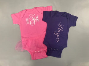 Custom Onesie Bundle