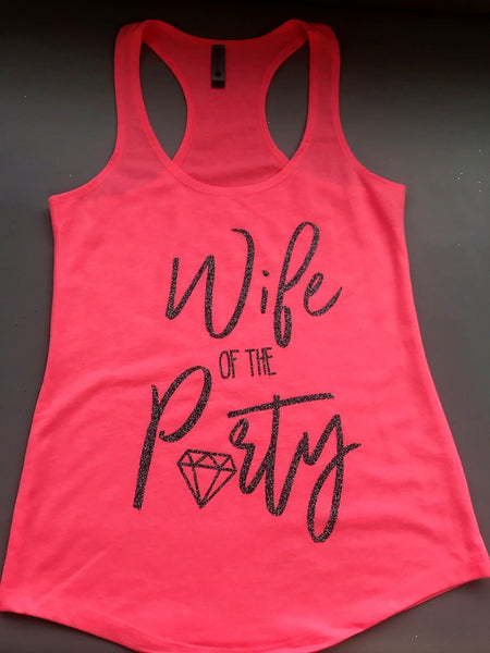 Wife of the Party Tank