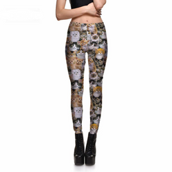 Colorful Cats Women Leggings