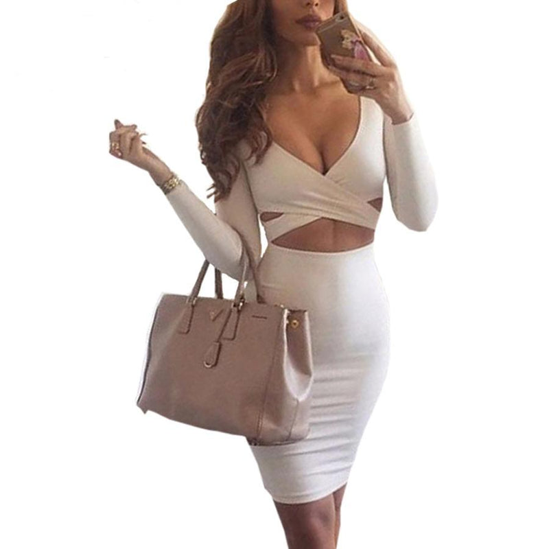 Always Stunning Bodycon Dress