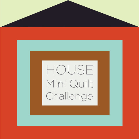 House Mini Quilts - Call for Entries
