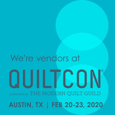 We're Headed to QuiltCon 2020