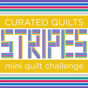 Stripes Mini Quilt Challenge - Call for Entries
