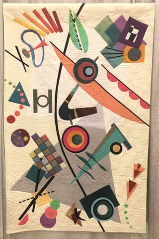 At the Party with Kandinsky
