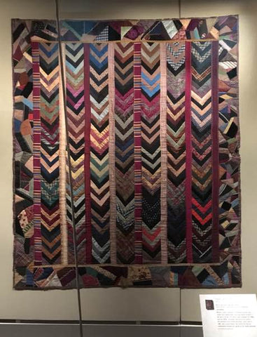 Chevron Parlor Throw
