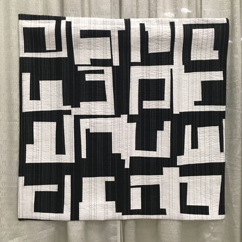 Define Gravity by Daniela O'Connell @blockmquilts