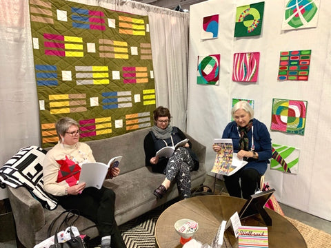 At QuiltCon 2019